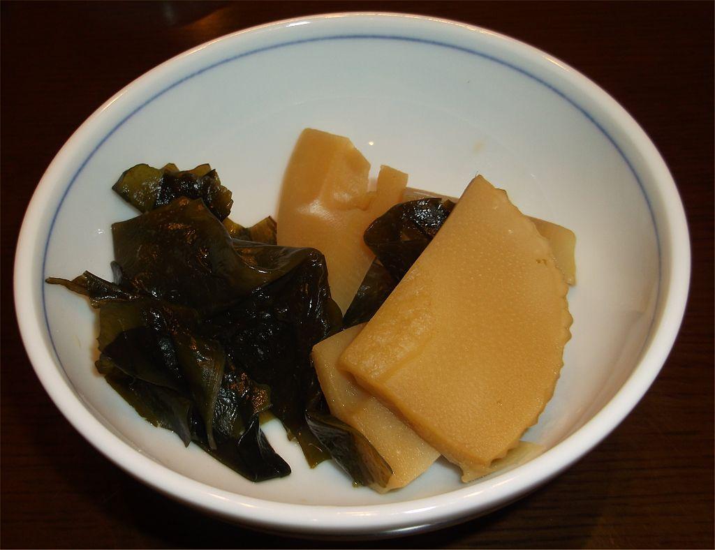 151017タケノコ若竹煮