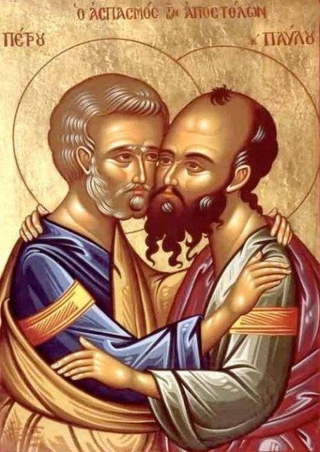 パウロとペテロ