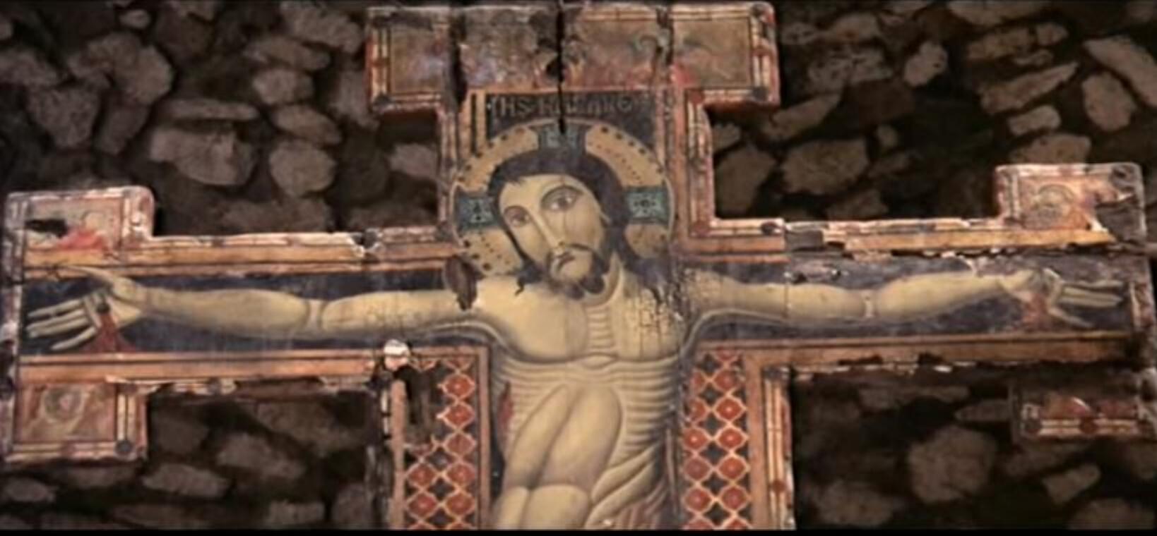 ブラザーサンシスタームーン十字架